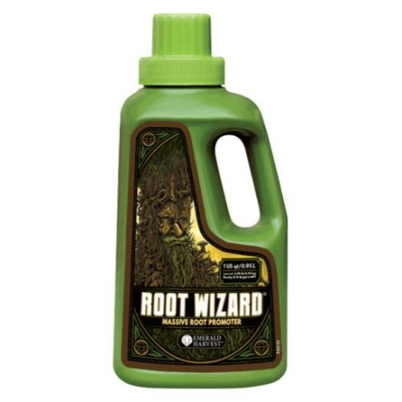 Emerald Harvest Root Wizard (OR Label)