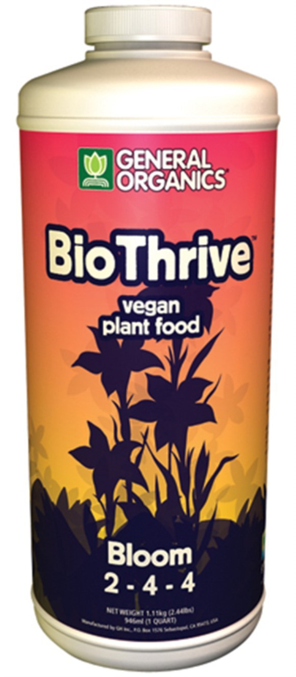 GH General Organics BioThrive Bloom