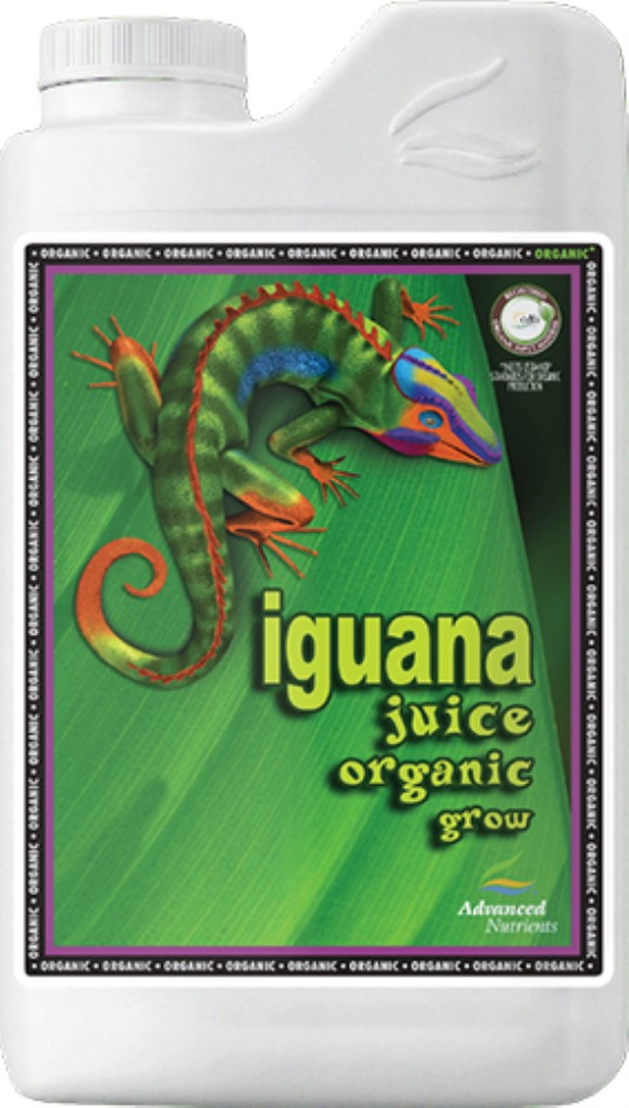 Advanced Nutrients Iguana Juice Organic Grow-OIM