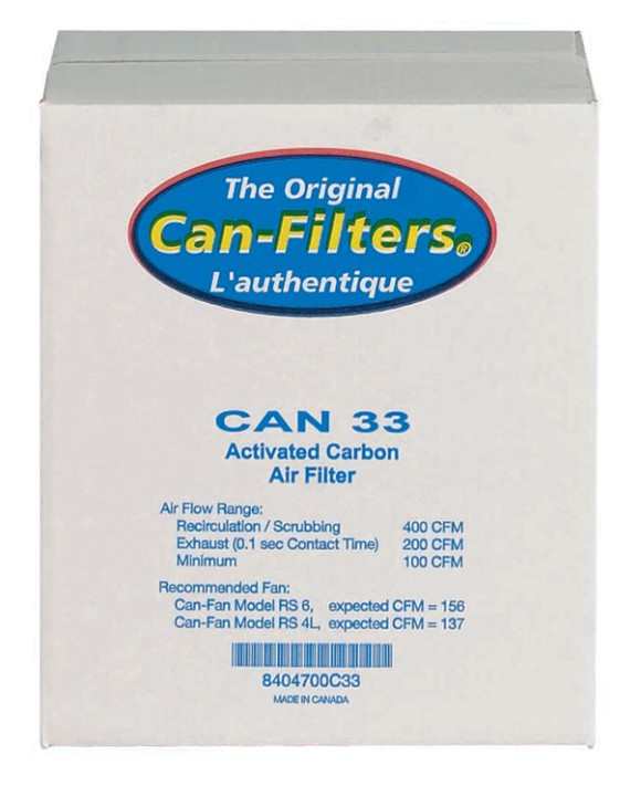 Can-Filter w/ out Flange