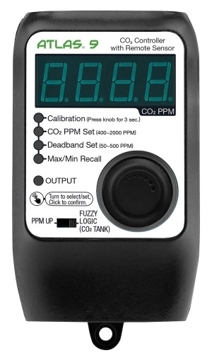 Titan Controls Atlas 9 CO2 Controller w/ Remote Sensor