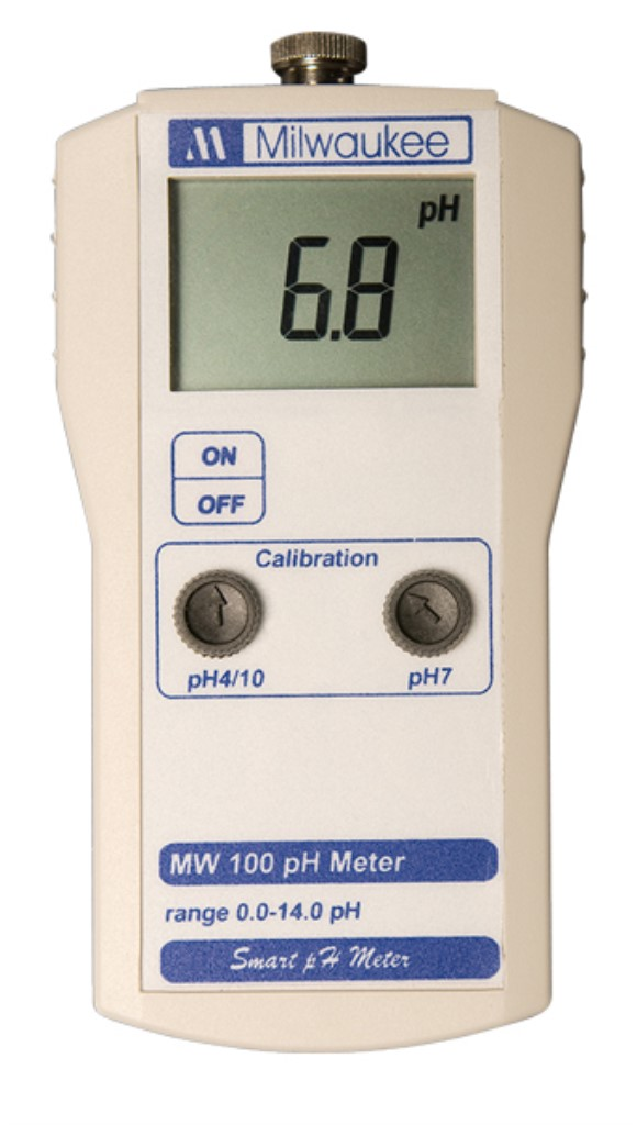 Milwaukee MW100 Portable pH Meter
