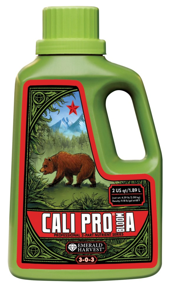Emerald Harvest Cali Pro Bloom A 2 Qrt/1.9 L