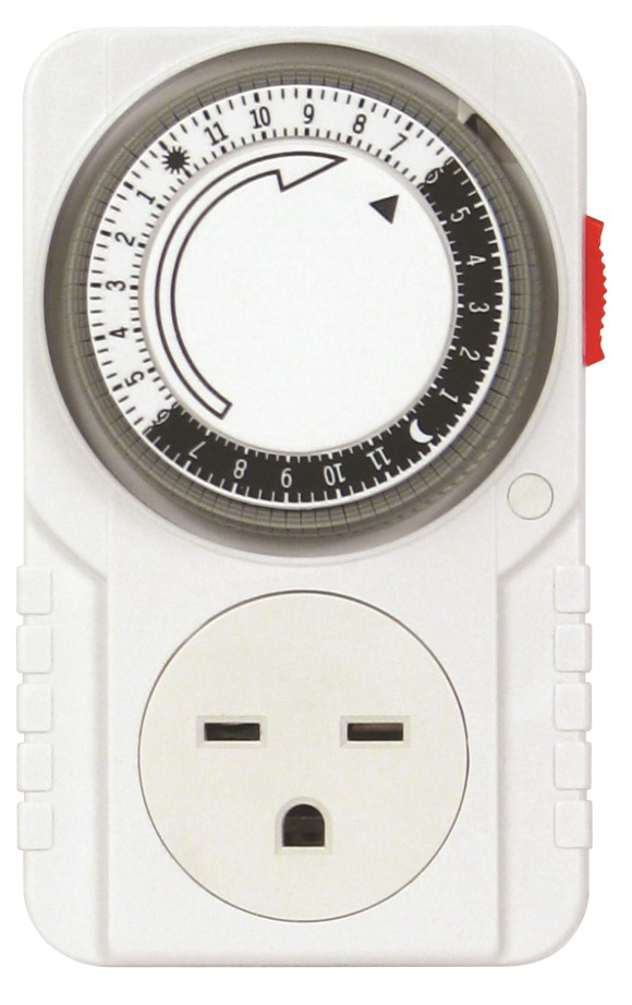 Titan Controls Apollo 10 - 240 Volt Mechanical Timer