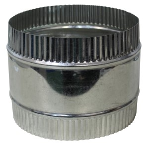 Ideal-Air Duct Coupler 4 in