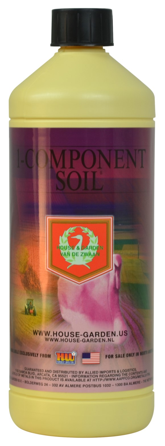 House and Garden 1-Component Soil