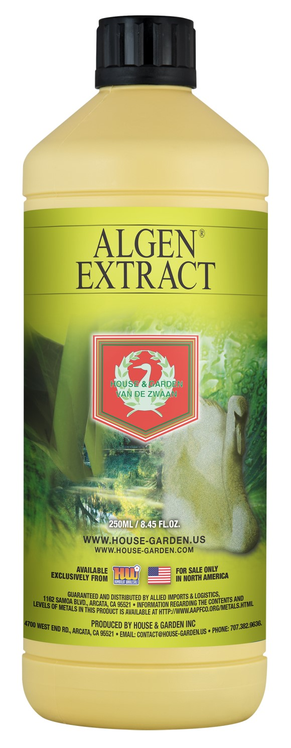 House and Garden Algen Extract