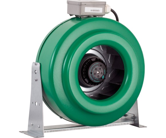 Active Air Inline Duct Fan