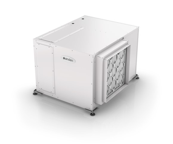 Anden Industrial Dehumidifier, 300 Pints/Day, 240V