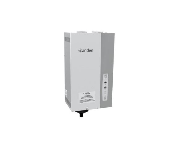 Anden Steam Humidifier with Model 5558 Control