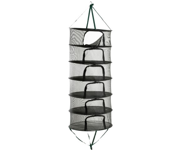 STACK!T Drying Rack w/Zipper, 2 ft, Flippable