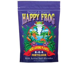 FoxFarm Happy Frog Acid-Loving Plants Fertilizer, 4 lbs