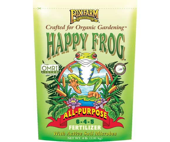 FoxFarm Happy Frog® All-Purpose Fertilizer