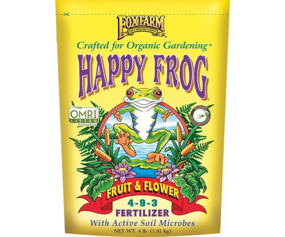 FoxFarm Happy Frog® Fruit & Flower Fertilizer