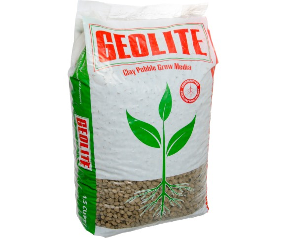 GEOLITE Clay Pebbles, 45 L