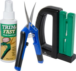 Curved Blade Professional Trimmer Kit