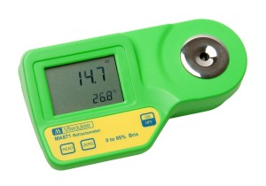 Milwaukee Instruments MA871 Digital Brix Refractometer, Range 0-85%
