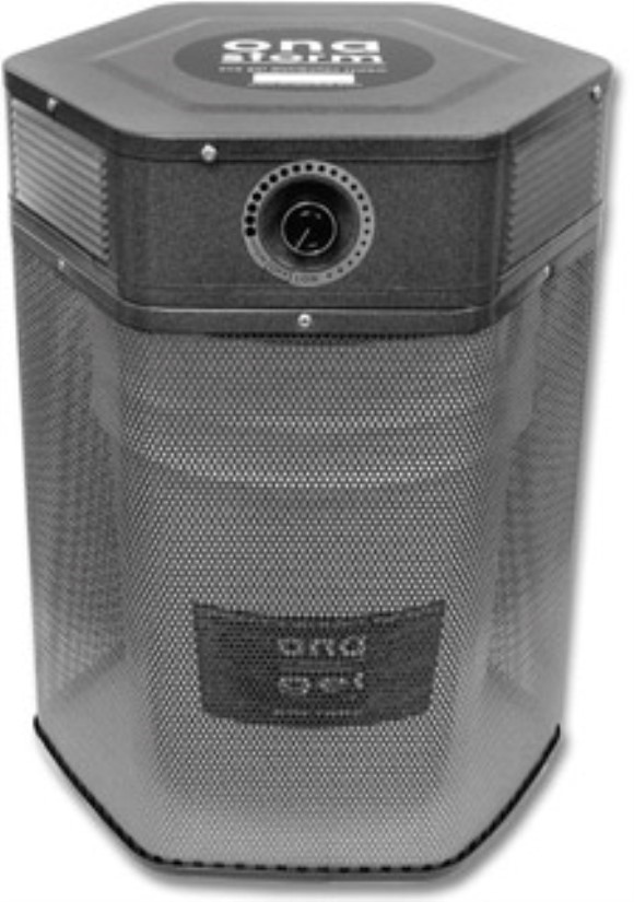 Ona Storm Dispenser, 225 CFM