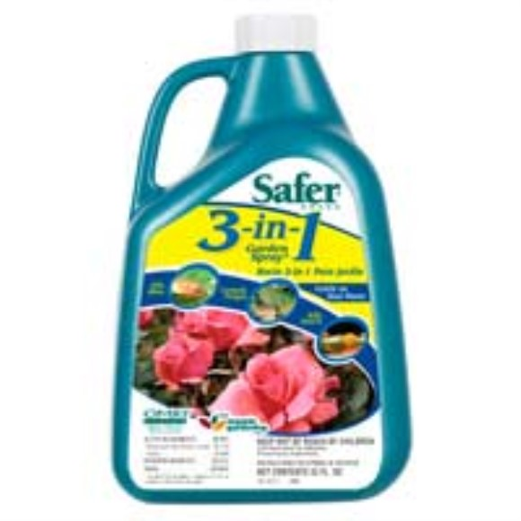 Safer 3-in-1 Garden Spray Concentrate